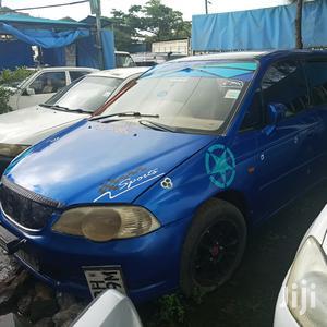 Honda Odyssey 2002 Blue