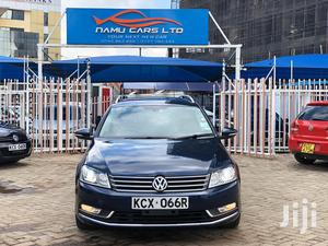 Volkswagen Passat 2012 Blue
