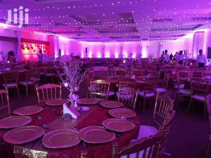 Event Decor, Event Decorations & Event Supplies | Party, Catering & Event Services for sale in Nairobi Central, Nairobi, Kenya