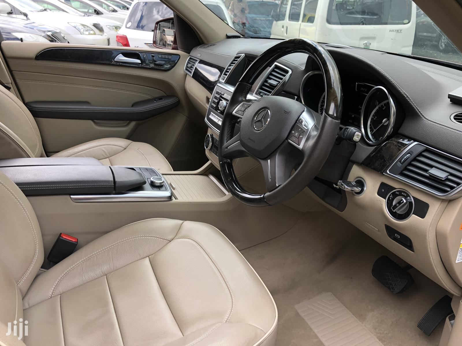 Mercedes-Benz M Class 2013 Red | Cars for sale in Kilimani, Nairobi, Kenya