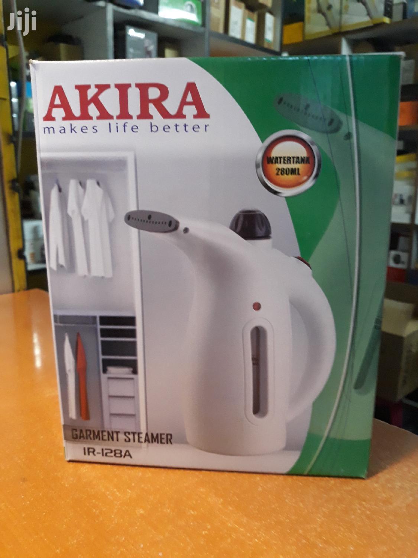Akira Garment Steamer Steam Iron