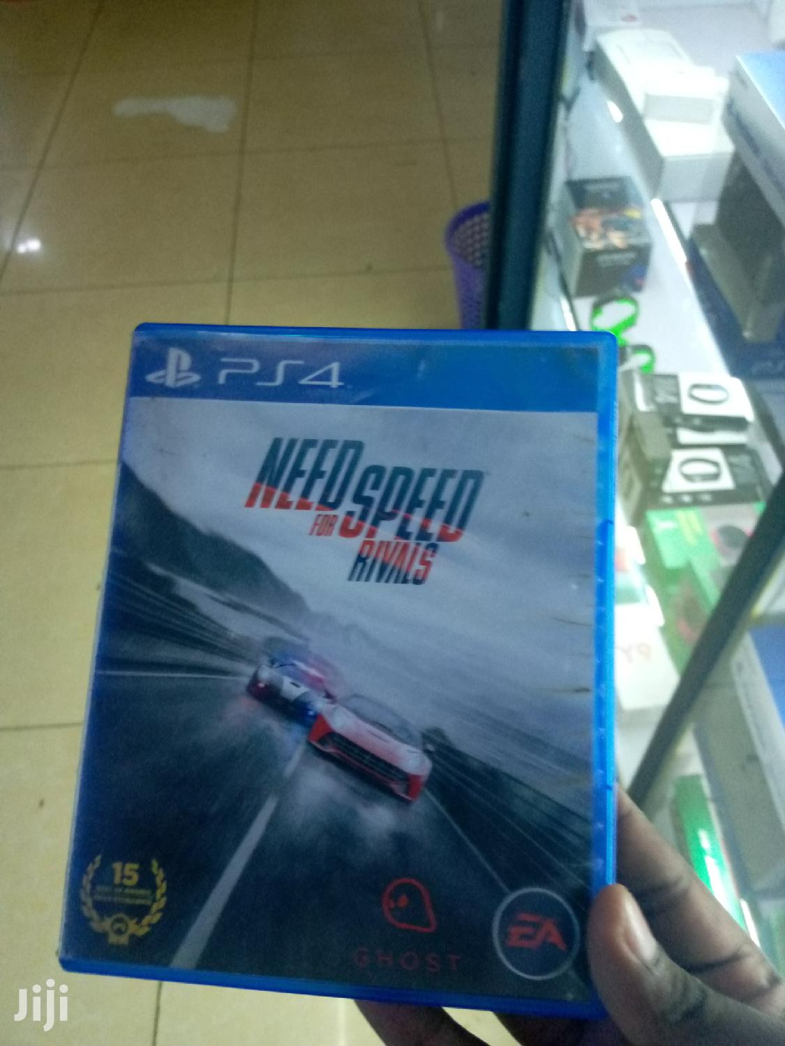 Nfs Rivals For Playstation4