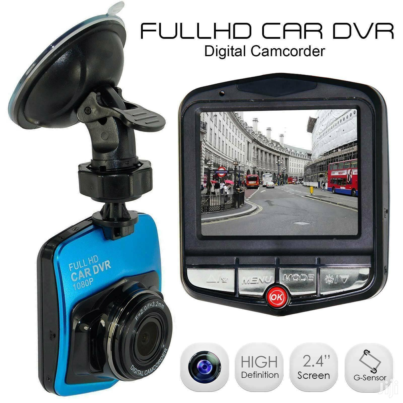 Full HD 1080P Car DVR Camera Dash Cam Video Recorder Blue