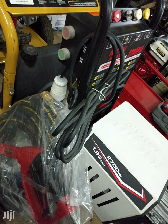 2700psi Kicho Car Wash Machine