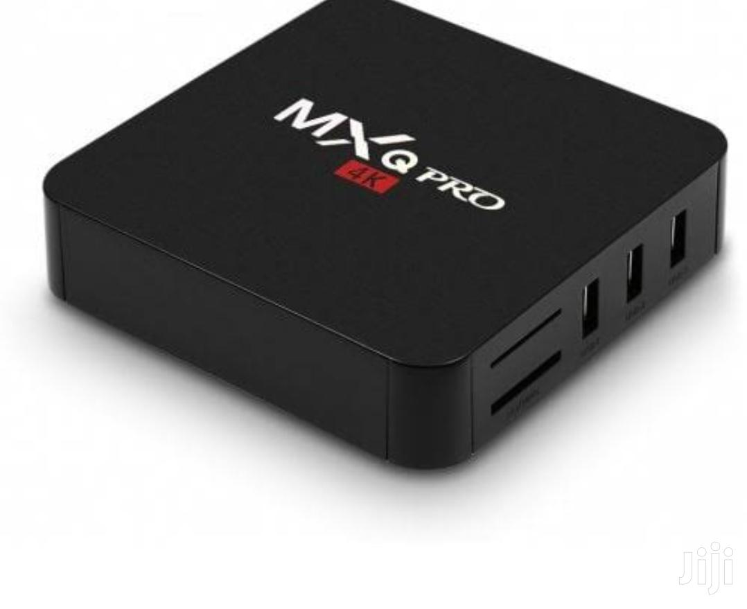 Mxq Pro Android Tv Box.