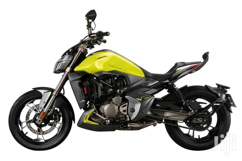 New Zontes ZT310-T 2019 Yellow | Motorcycles & Scooters for sale in Nairobi West, Nairobi, Kenya