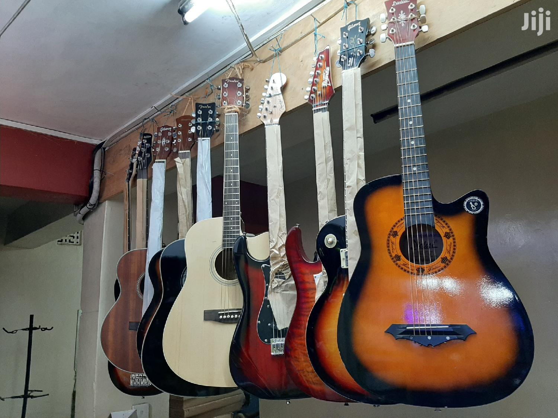 Professional Guitars