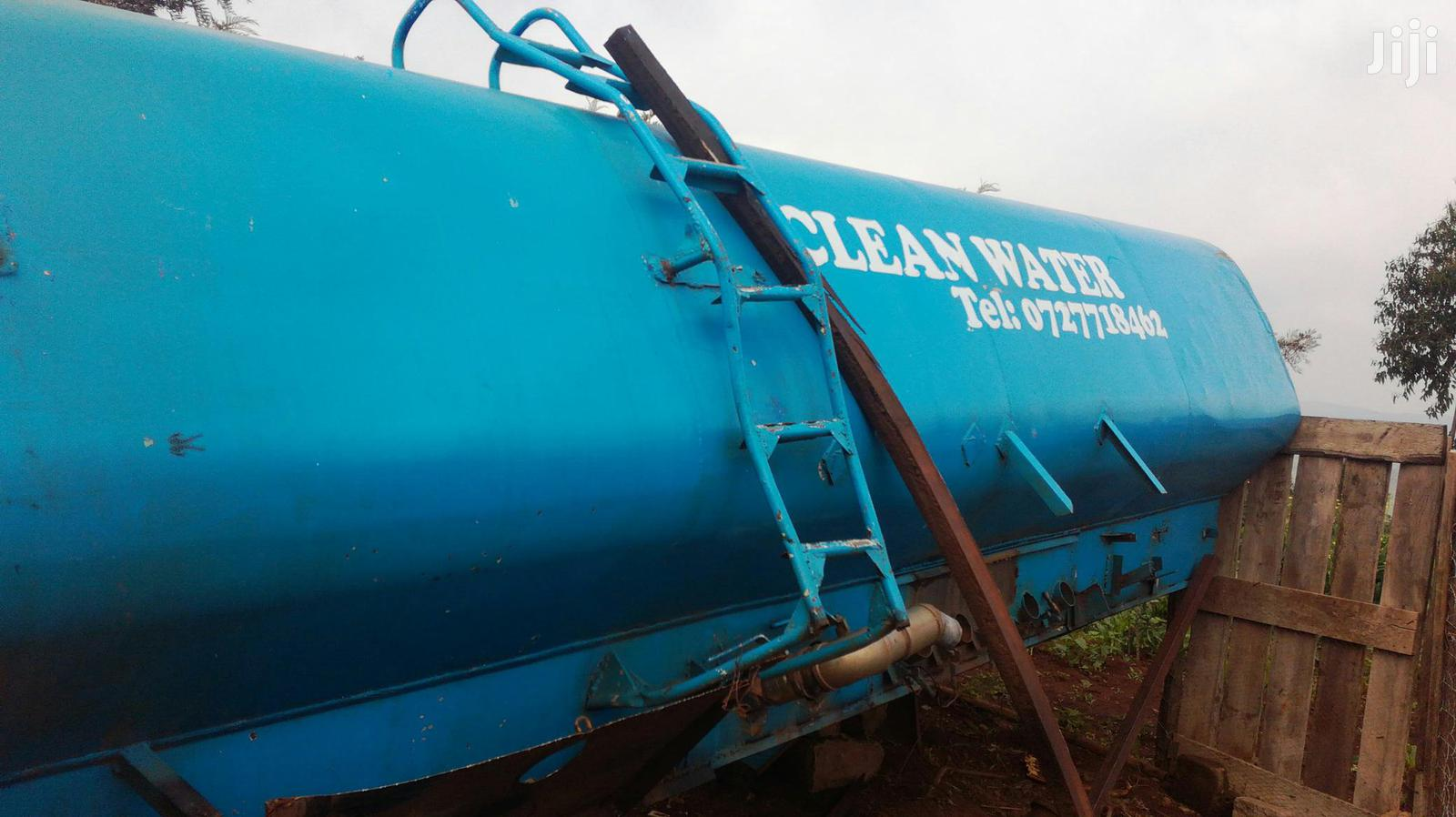 Archive: Water Tank