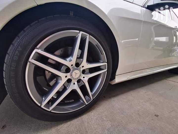 Mercedes-Benz E250 2014 White | Cars for sale in Ziwa la Ngombe, Nyali, Kenya