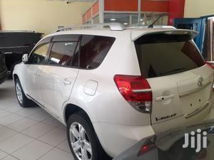 New Toyota Vanguard 2013 White | Cars for sale in Mombasa, Mvita