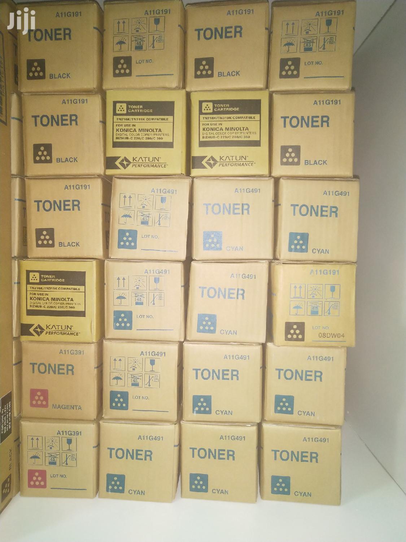 TN 216 Toners For Use In Konica Minolta Bizhub C 360