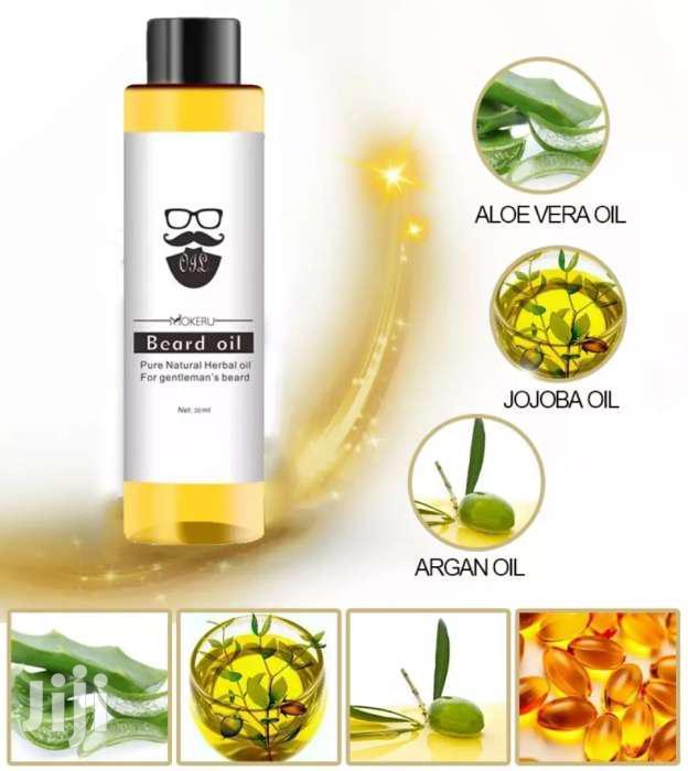 Archive: Mokeru Premium Beard Oil (Aromatic Scent)