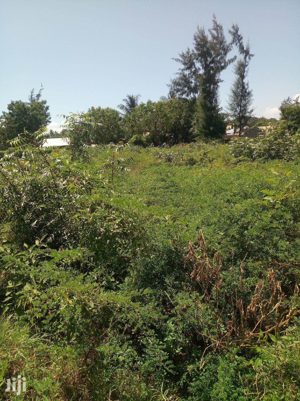 Plots In Malindi For Sale