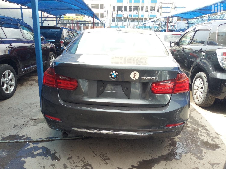 BMW 320i 2012 Gray   Cars for sale in Mvita, Mombasa, Kenya