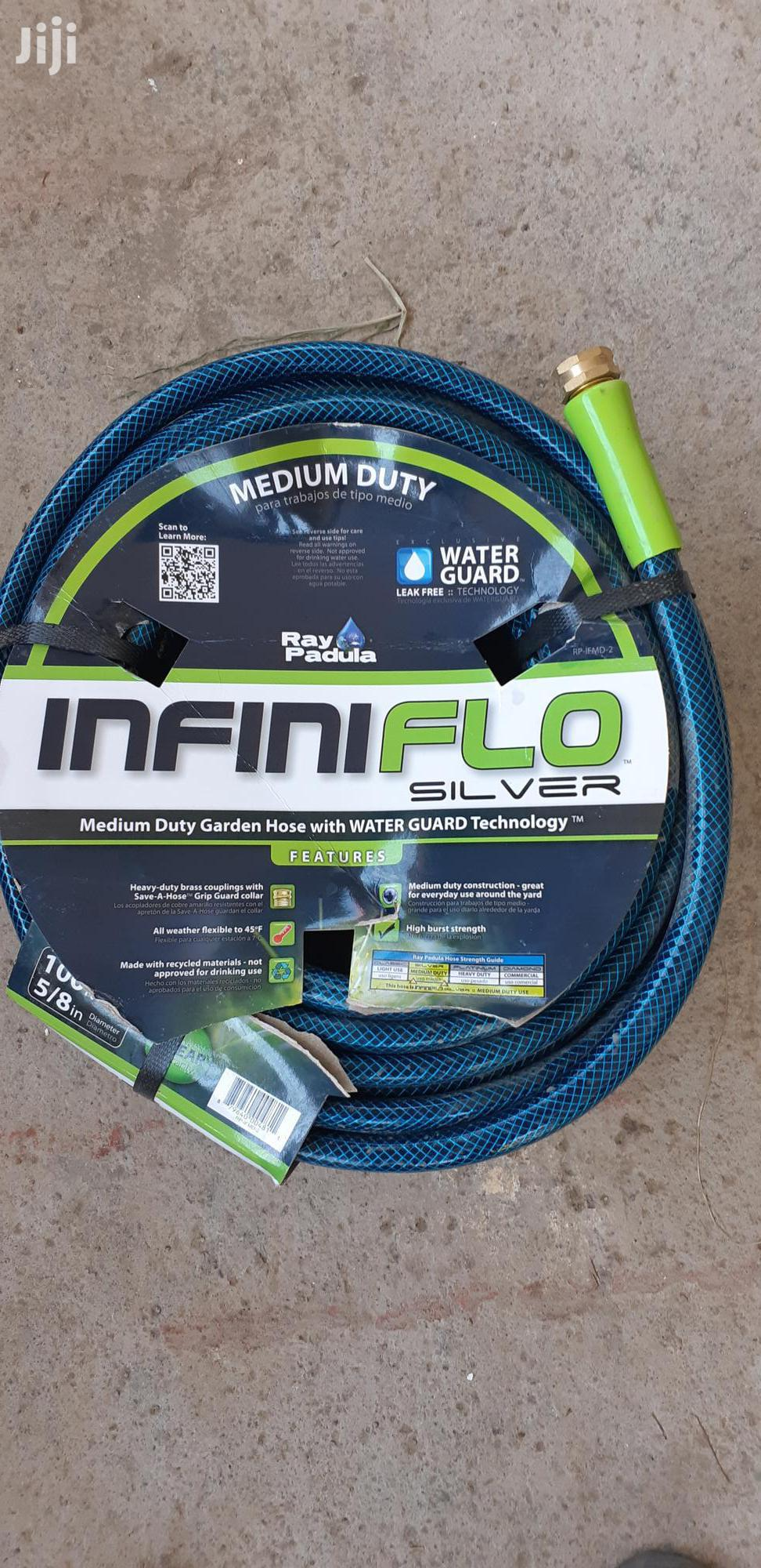 Archive: Medium Duty Size Hose With Water Guard Technology.