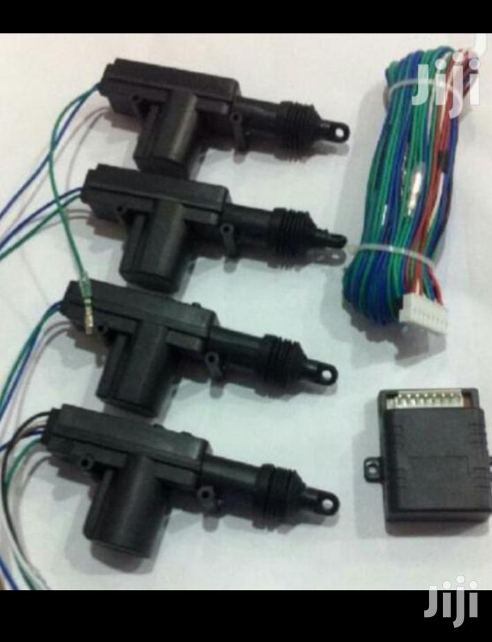 New Central Locking Set Of Four.