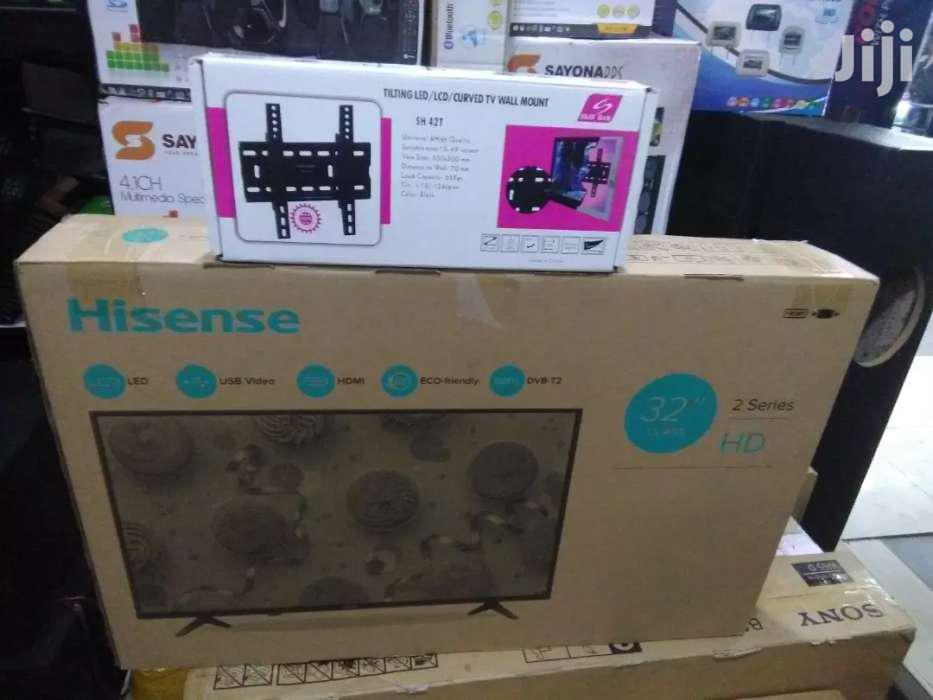 Hisense 32 Digital TV With SH42T Bracket