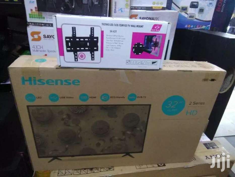 Hisense 32 Digital TV With SH42T Bracket | TV & DVD Equipment for sale in Nairobi Central, Nairobi, Kenya