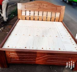Mahogany Beds 5*6 Feets | Furniture for sale in Nairobi, Nairobi Central