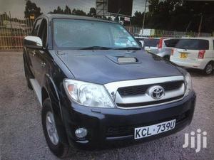 Toyota Hilux 2010 Black
