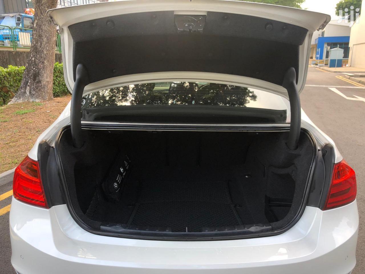 BMW 320i 2016 White   Cars for sale in Mvita, Mombasa, Kenya