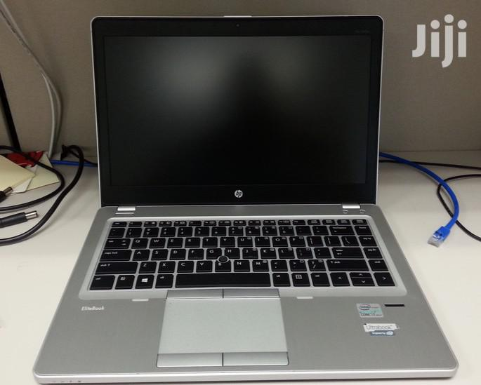 Laptop HP EliteBook Folio 9470M 4GB Intel Core i5 HDD 500GB | Laptops & Computers for sale in Nairobi Central, Nairobi, Kenya