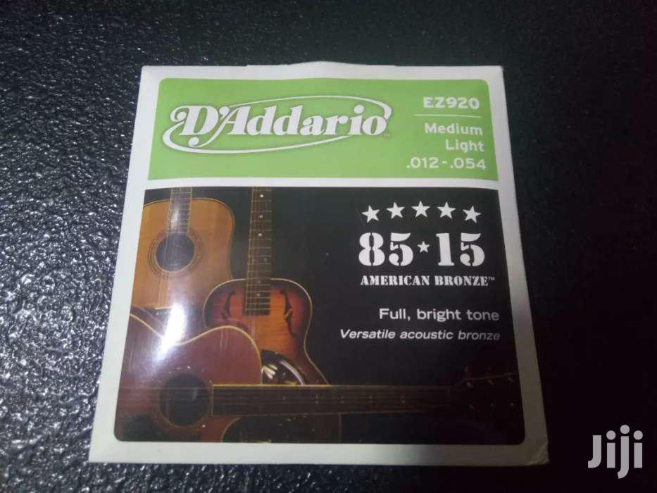 Quality Guitar Strings | Musical Instruments & Gear for sale in Nairobi Central, Nairobi, Kenya