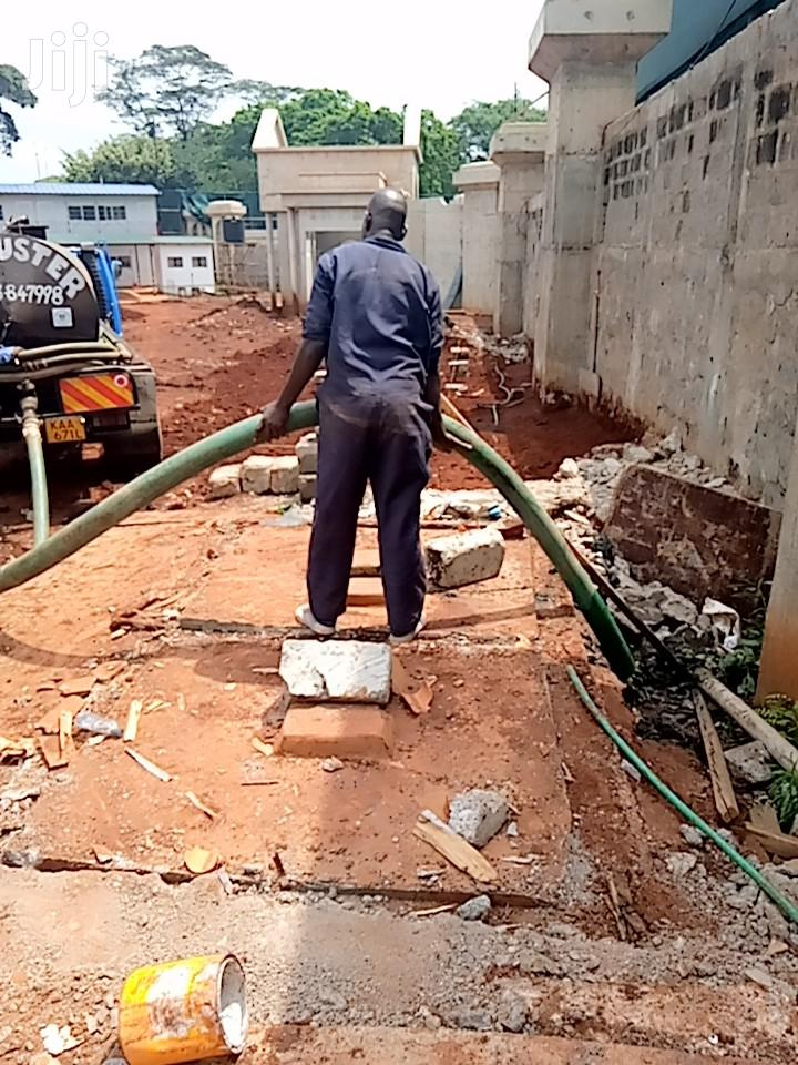 Exhauster Sewage Services In Muthaiga