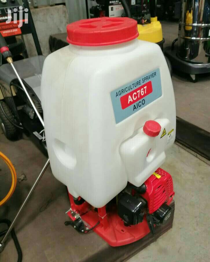 Brand New AICO 2 Stroke Engine Sprayer.