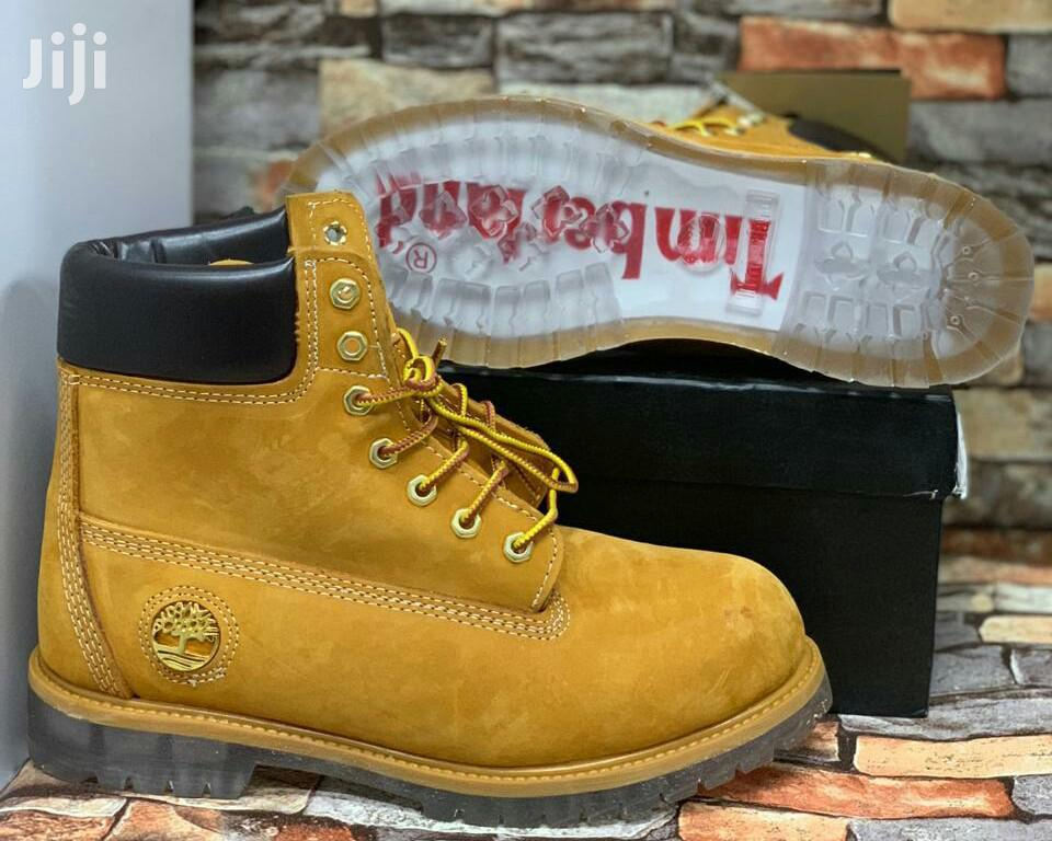 High Quality Top Leather Timberlands