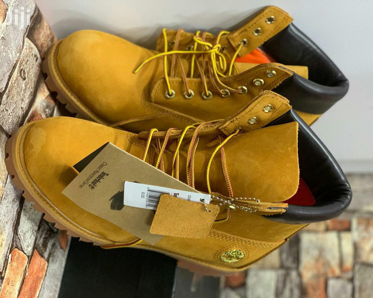 High Quality Top Leather Timberlands | Shoes for sale in Nairobi Central, Nairobi, Kenya