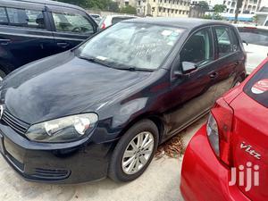 Volkswagen Golf 2013 Black | Cars for sale in Mvita, Majengo