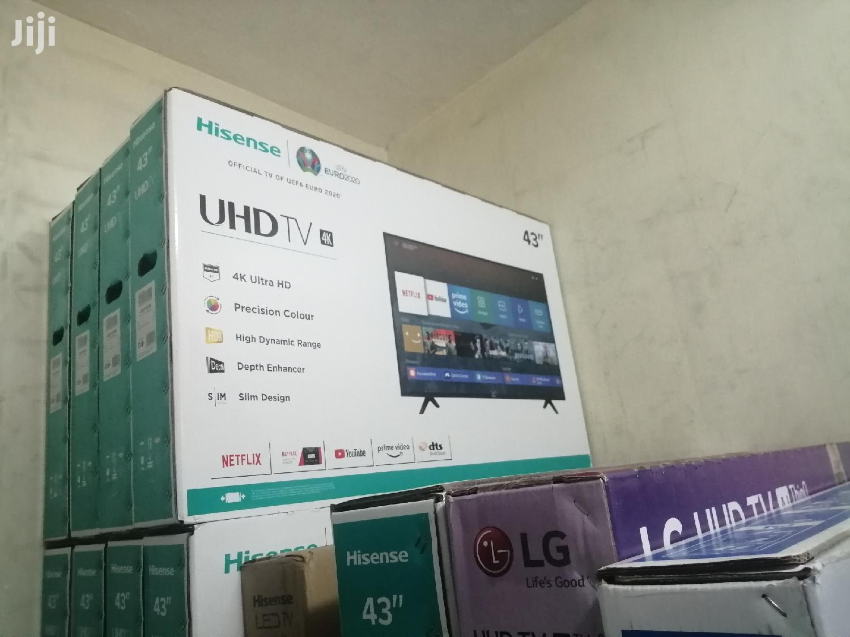Hisense 43 Smart Digital 4k Tv