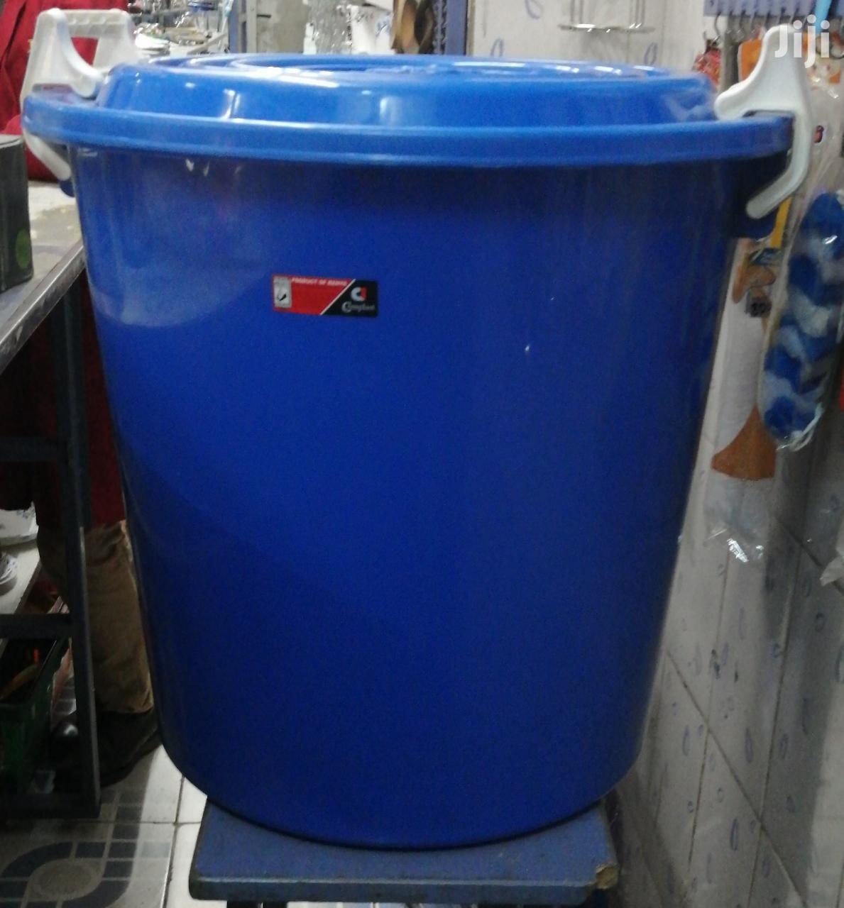 Plastic Dustbin*100 Litres*Blue*Ksh2200