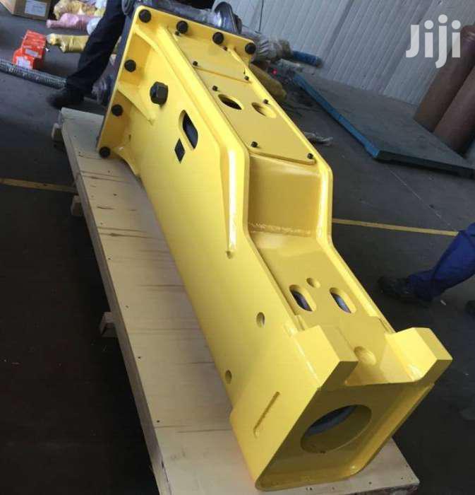 Hydraulic Breaker Box Type ( Numaan /LL ) Yantai