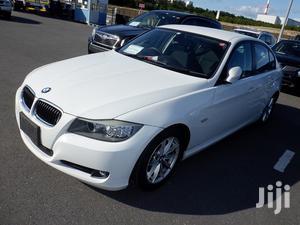 BMW 320i 2012 White   Cars for sale in Mombasa, Mvita