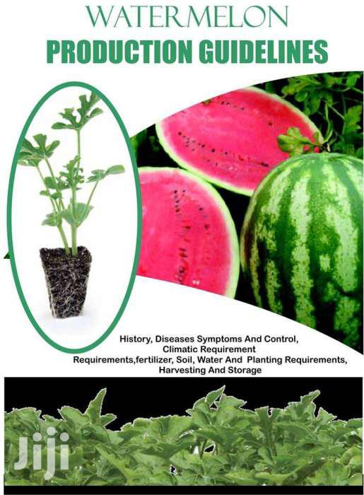 Water Melon Production Guidelines