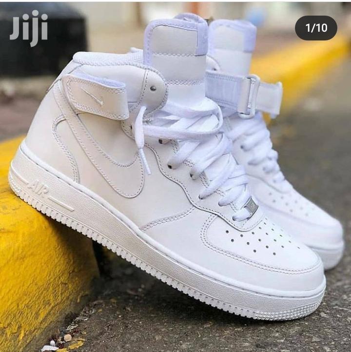 air force 1 high cut