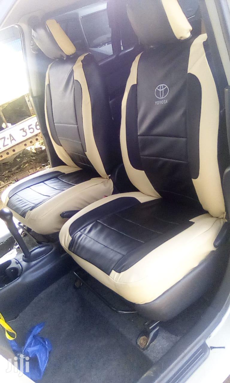 Succeed Seat Covers