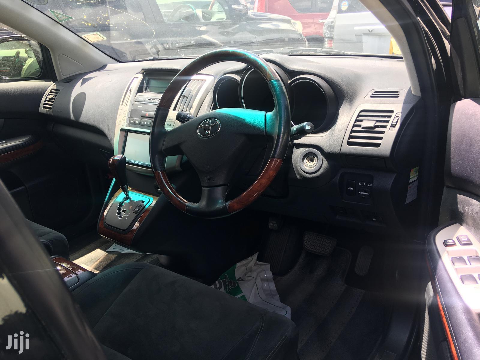 Toyota Harrier 2012 Black | Cars for sale in Nairobi South, Nairobi, Kenya