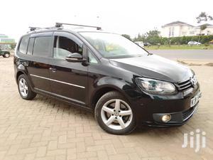 Volkswagen Touran 2013 Black