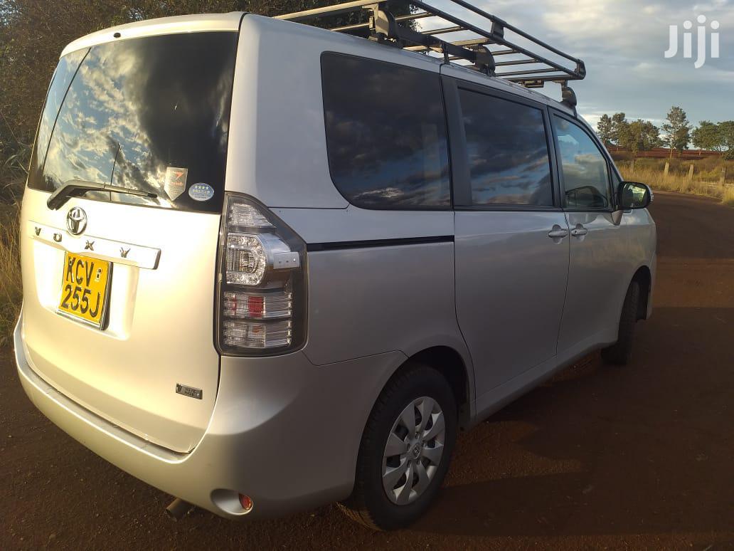 Toyota Voxy 2012 Silver | Cars for sale in Nairobi Central, Nairobi, Kenya