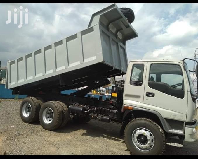Isuzu Fvz Tipper 7th Generation 2019 | Trucks & Trailers for sale in Nairobi Central, Nairobi, Kenya