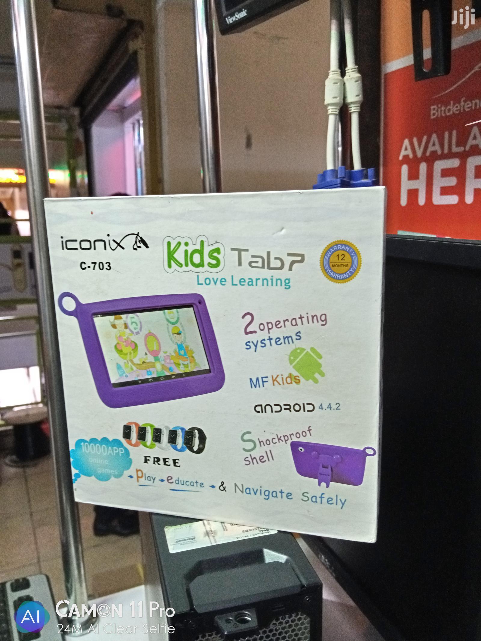 Kids Tablet Iconix C-703
