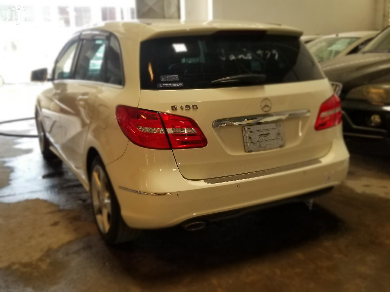 Mercedes-Benz B-Class 2012 White | Cars for sale in Mvita, Mombasa, Kenya
