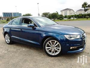 Audi A3 2014 Blue