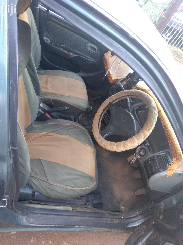 Archive: Toyota Corolla 1992 Gray