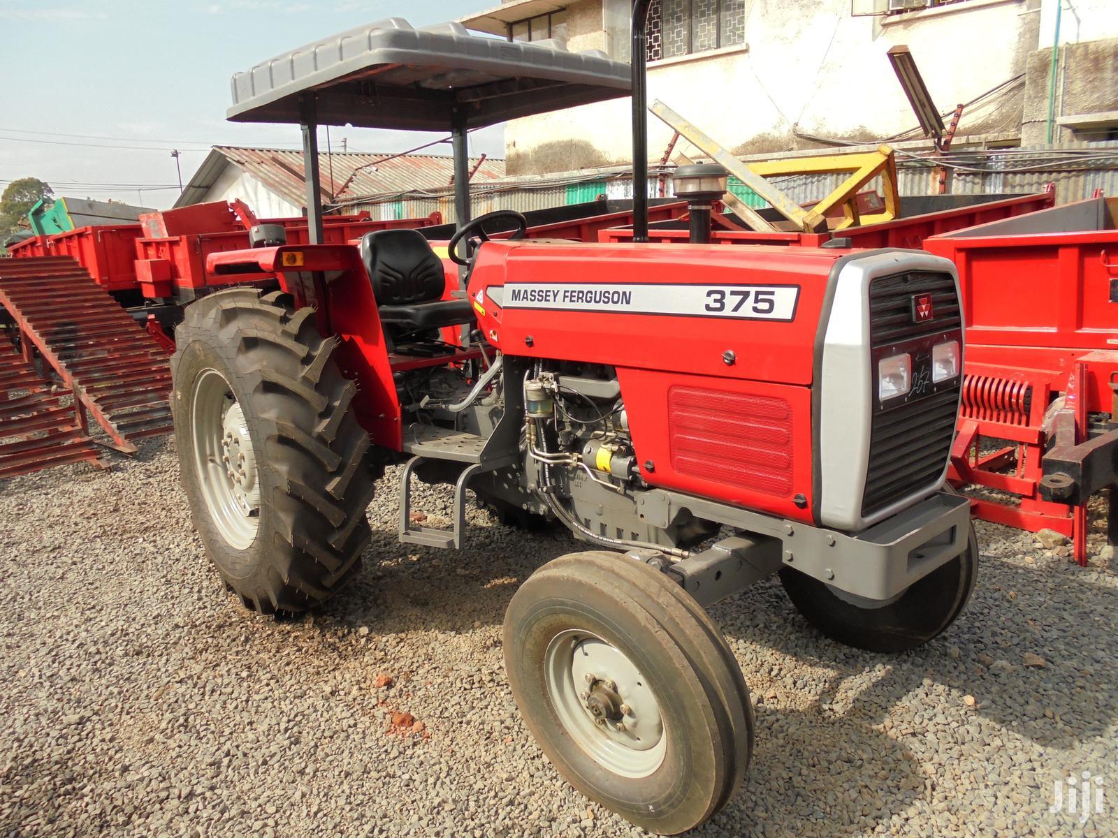 375 Massey Ferguson Tractor