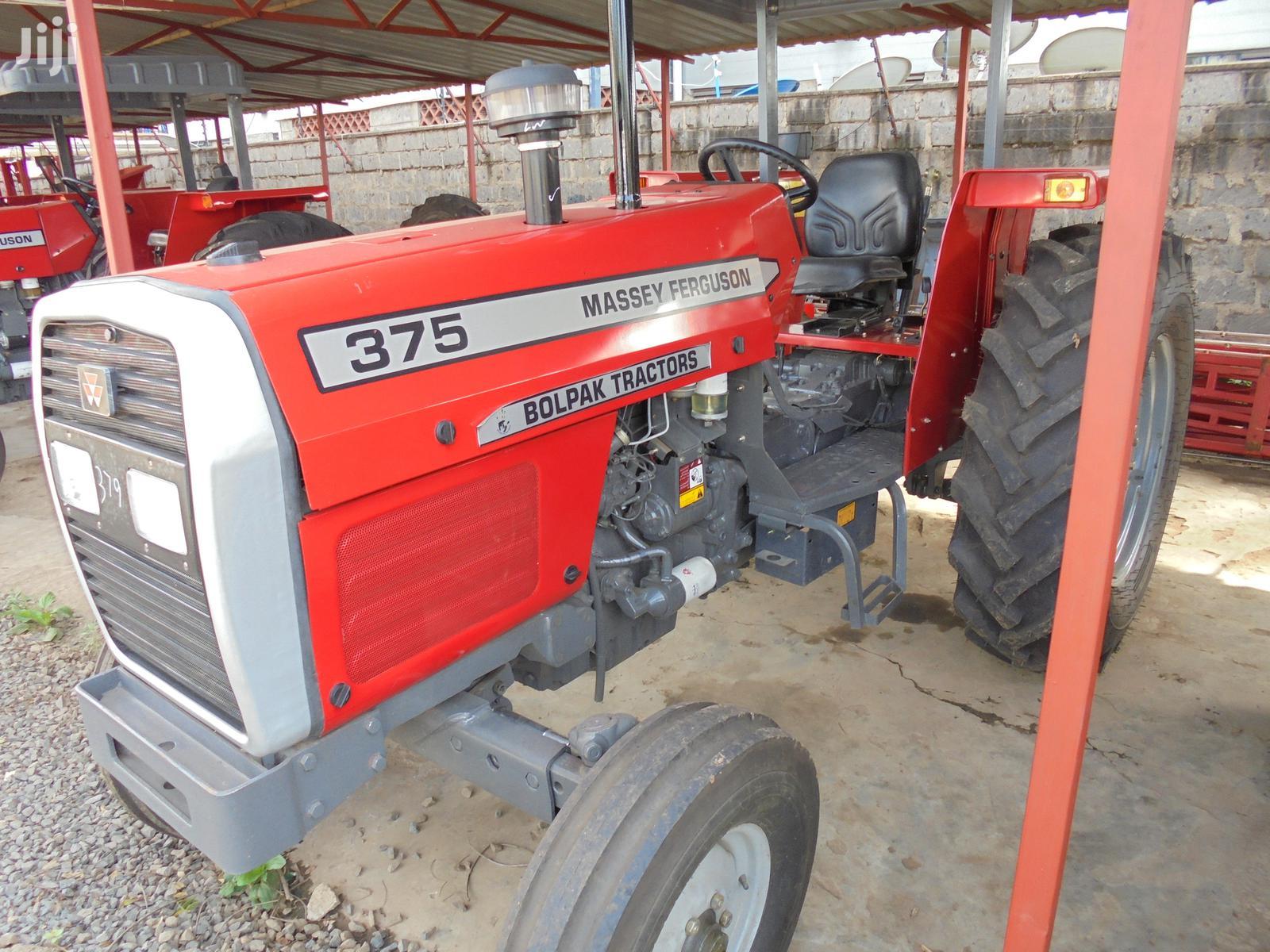 375 Massey Ferguson Tractor | Heavy Equipment for sale in Nairobi Central, Nairobi, Kenya