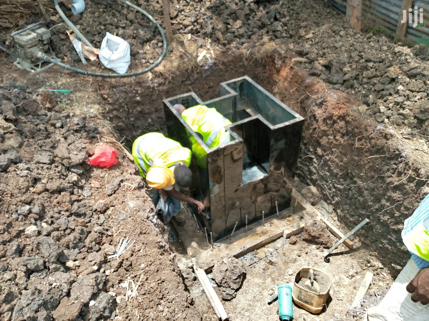 A One Cubic Metre Biodigester Casting Mould. | Building & Trades Services for sale in Ruiru, Kiambu, Kenya